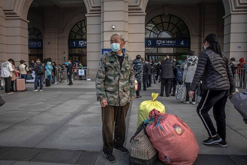 La ciudad de Wuhan recupera su libertad tras 11 semanas enclaustrada