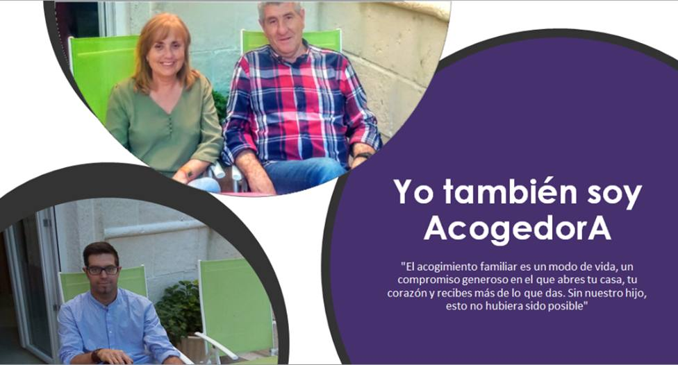 Cruz Roja Española en Burgos recuerda que hacen falta familias de acogida