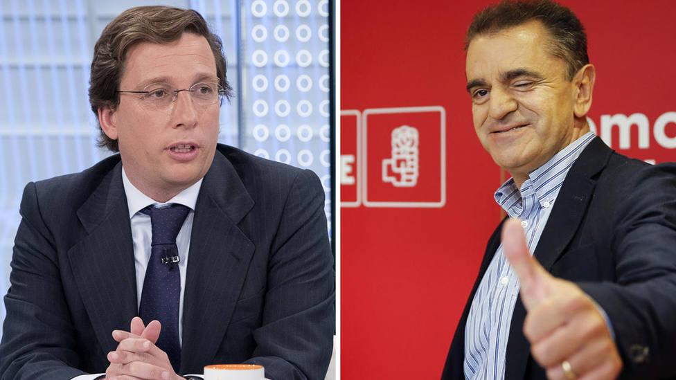 La duda que plantea Martínez Almeida sobre José Manuel Franco que pone en riesgo su puesto