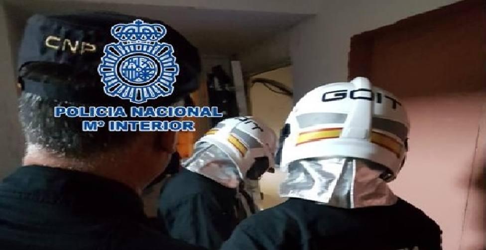 operacion luz policia nacional
