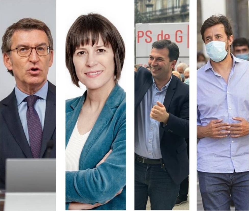 Qué se juegan los candidatos a la Xunta en las elecciones del domingo