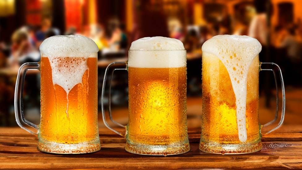La temperatura perfecta a la que te tienes que tomar una cerveza