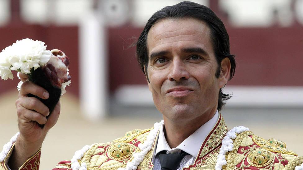 Uceda Leal, uno de los triunfadores del festejo celebrado este domingo en Astorga (León)