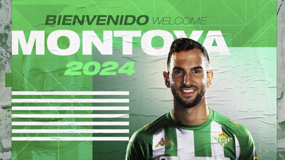 Martín Montoya, primer fichaje del Real Betis para la próxima temporada; Jens Jønsson firma por el Cádiz