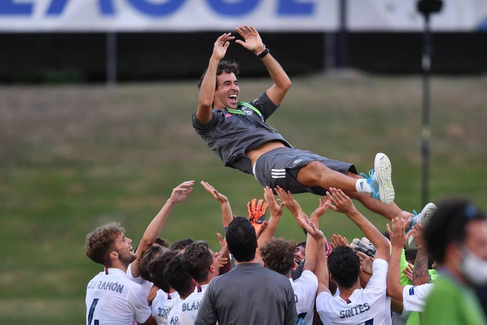El Real Madrid se proclama campeón de la Youth League por primera vez en su historia