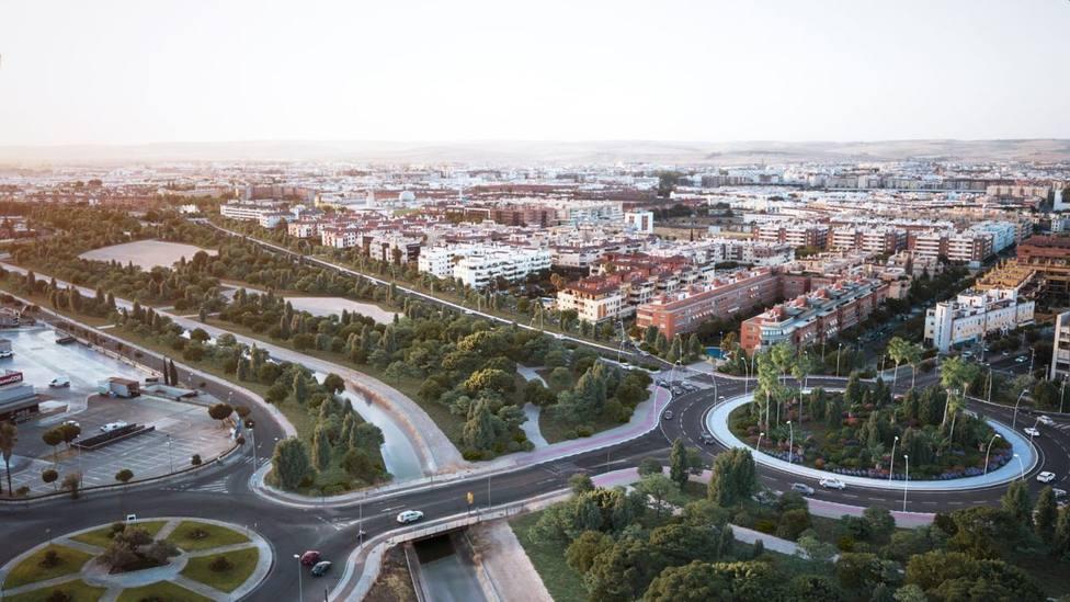 El ayuntamiento y la Junta inician el diálogo sobre el anteproyecto de la fase 1 de la Ronda Norte