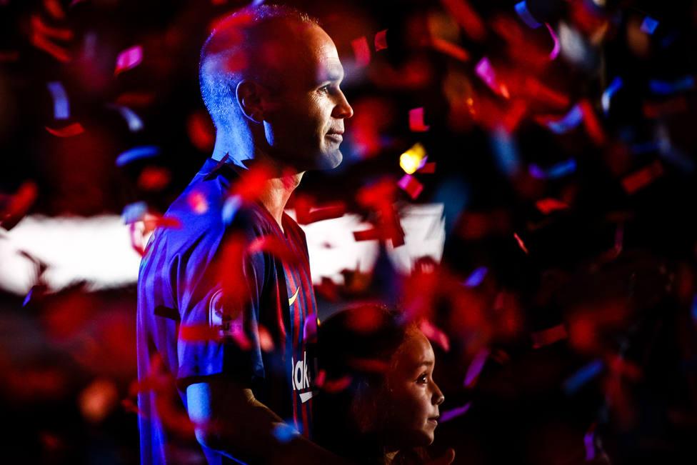 Iniesta: El Barça es mi casa, ojalá poder volver algún día