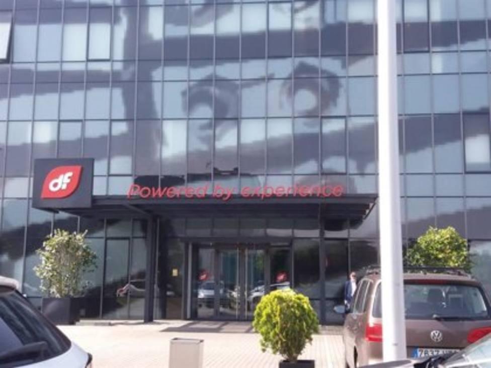 Foto fachada de la sede de Duro Felguera (Europa Press)