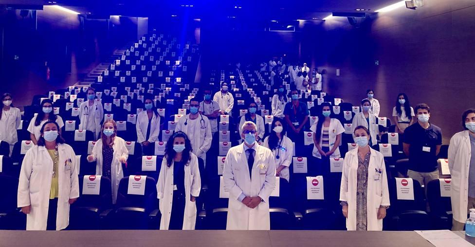 El complejo hospitalario de Cartagena sigue incrementando su capacidad docente y formativa