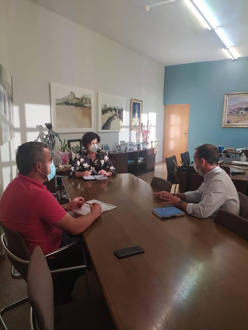Puerto Lumbreras trabaja para implantar el quinto contenedor, destinado a biorresiduos, para 2021