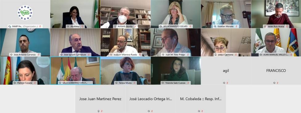 Los Órganos de Gobierno de la FAMP acuerdan reivindicar a la Junta el protagonismo del municipalismo