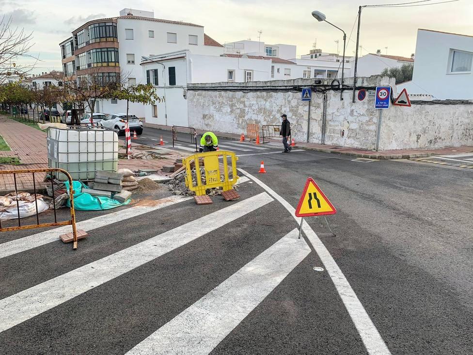 Comienzan las obras de construcción de tres nuevospasos de peatones elevados
