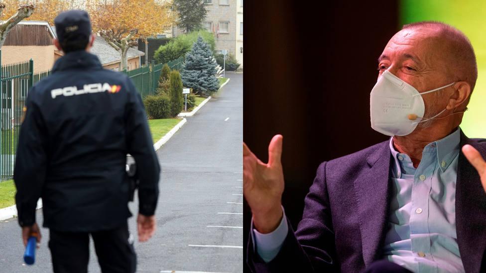 Arturo Pérez-Reverte responde al vacile de la Policía: Lo mío se arregla, sus chorradas...