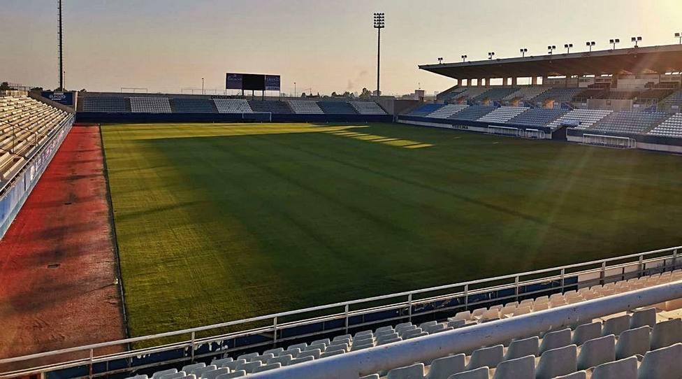 El Lorca FC jugará el domingo a las 18.00 horas en el Artés Carrasco