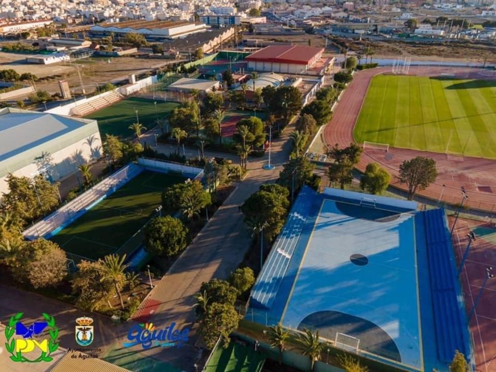 Águilas cierra todas las instalaciones deportivas municipales