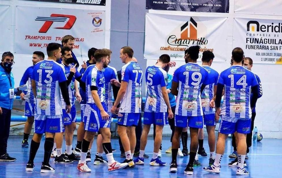 El Ritec Balonmano Águilas vuelve a perder (26-24)