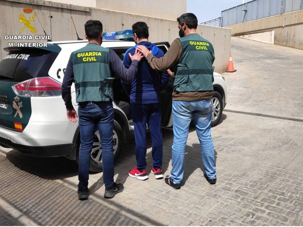 La Guardia Civil desactiva una organización que estafaba mediante falsas páginas web de créditos rápidos