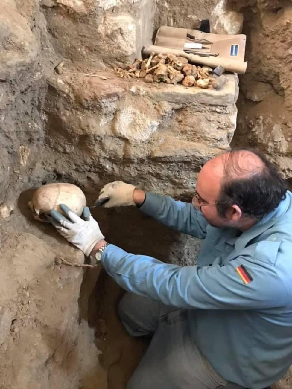 El secreto de los usos y costumbres del pasado está en las criptas de las iglesias
