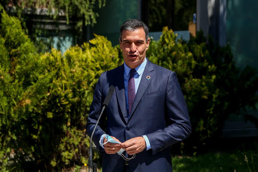 Sánchez presentará a Europa su propuesta sobre acceso y patentes de vacunas