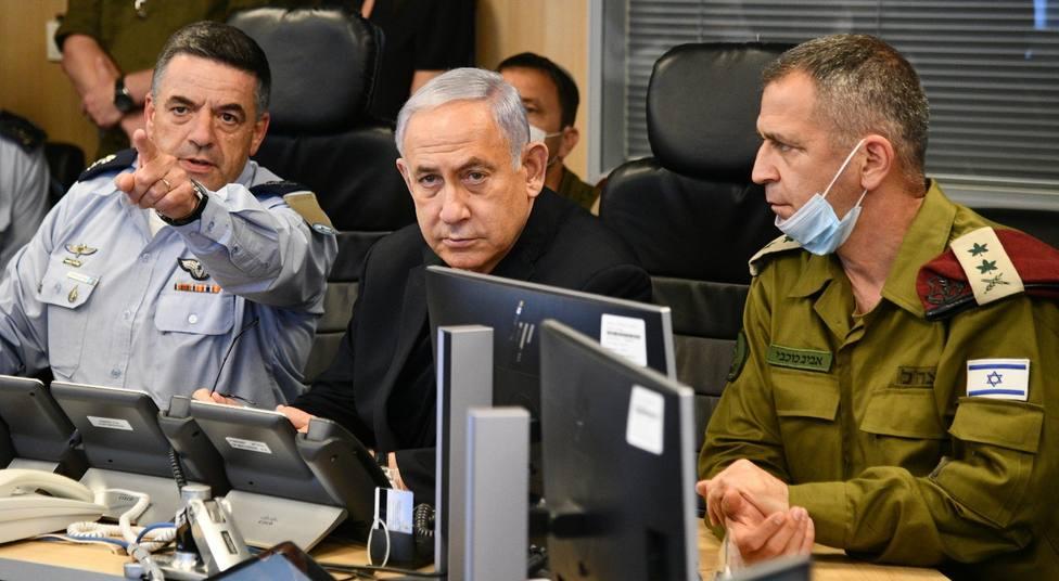 Netanyahu justifica el bombardeo al edificio de prensa en Gaza: Es un objetivo perfectamente legítimo