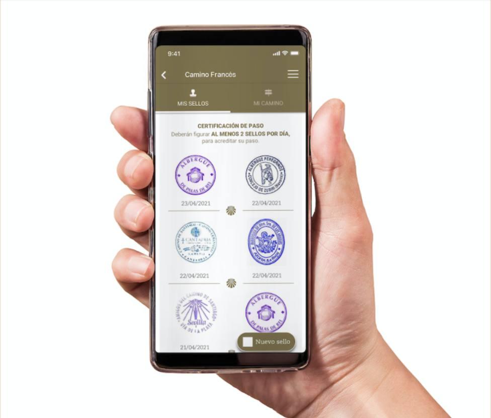 La App Credencial del Peregrino está disponible para Android e iOS