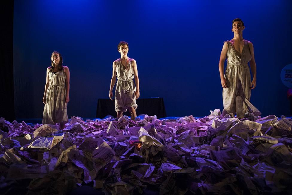 Dos grupos de teatro de Gran Canaria, ganadores en Canarias de los premios de teatro joven de Coca-Cola