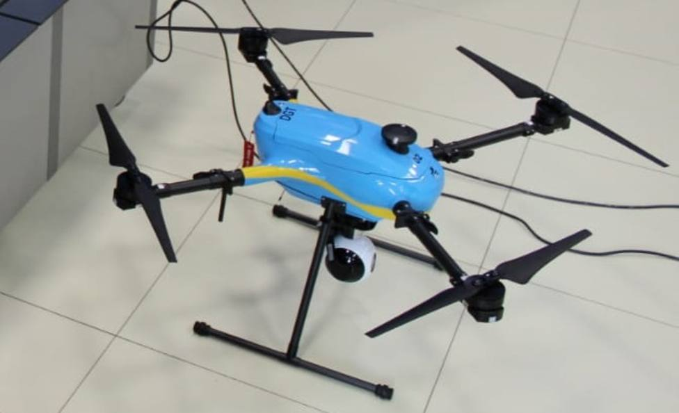 Dos drones desde el aire apoyarán las labores de vigilancia y control de las carreteras de Málaga.