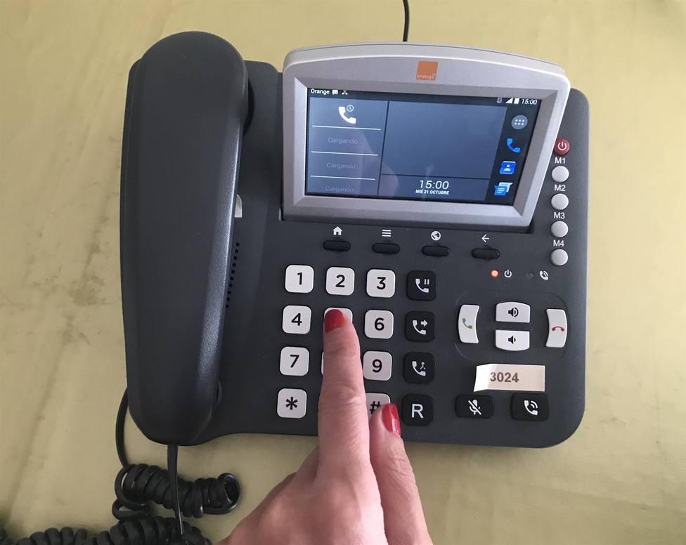 Teléfono único llamadas SAS