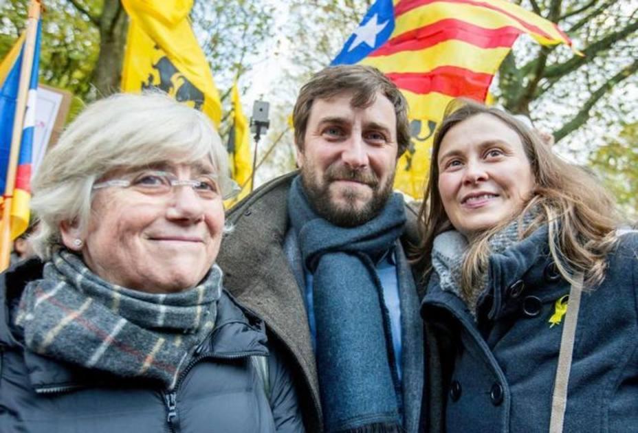 Los fugados a los que la euroorden deja en jaque