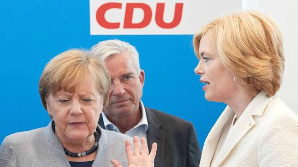 La CDU de Merkel pone condiciones a las propuestas de reformas de Macron para la eurozona
