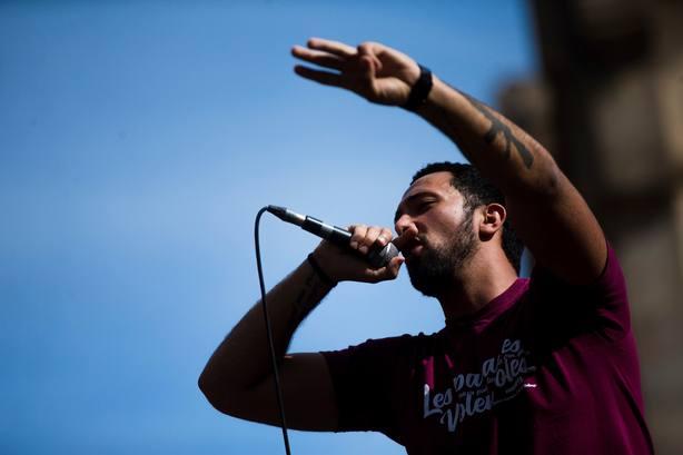Estrasburgo rechaza la petición de Valtonyc de retrasar su ingreso en prisión