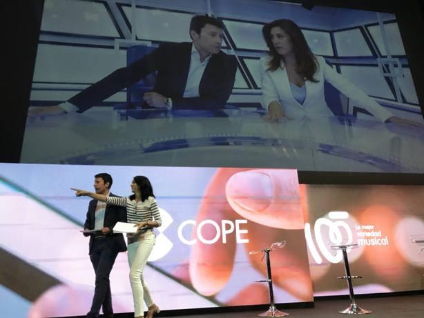 Sigue en directo la presentación de la programación de Grupo COPE y TRECE