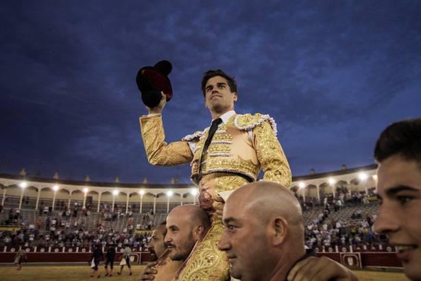 Rubén Pinar, de nuevo por la puerta grande