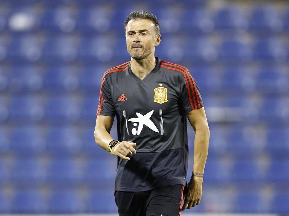 Luis Enrique: Veo muy bien a Jordi Alba, siempre ha sido así