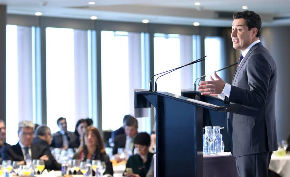 Moreno promete bajar la fiscalidad si gana las elecciones
