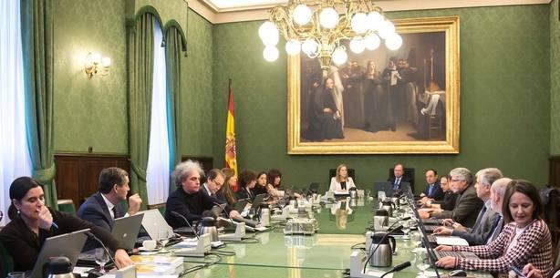 Las Cortes Generales contarán con más de 58 millones de presupuesto en 2019, un 4,5% más