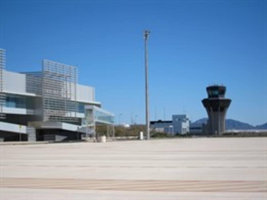 Aeropuuerto de Corvera