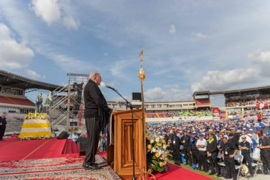 El Camino Neocatecumenal ha celebrado el tradicional Encuentro Vocacional en la JMJ