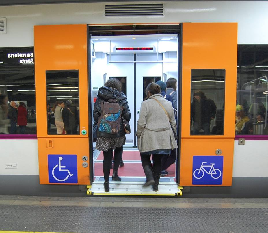 Una avería en la señalización causa retrasos en la R2, R13, R14, R15 y R16 de Rodalies en Cataluña