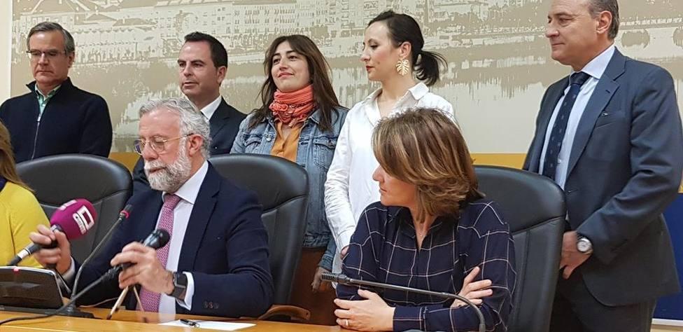 El alcalde anuncia los premios Ciudad de Talavera 2019