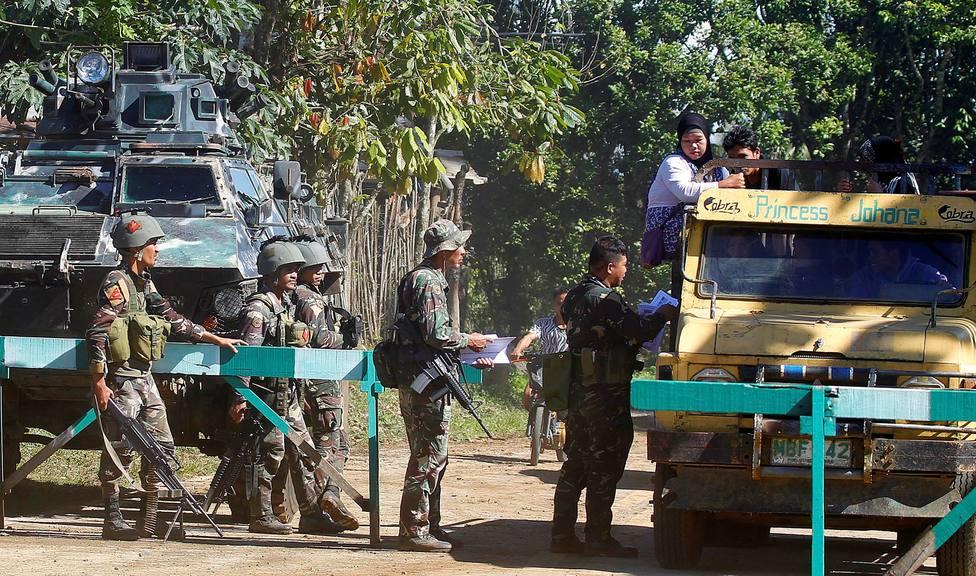 Mueren dos civiles, ambos menores de edad, en un ataque de Abú Sayyaf en el sur de Filipinas