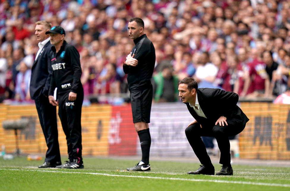 El Derby County autoriza al Chelsea a conversar con Frank Lampard para que sea su nuevo técnico