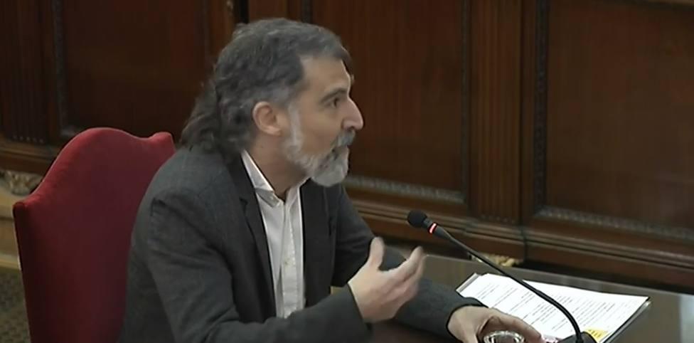 Cuixart reitera su petición de reunirse con Pedro Sánchez