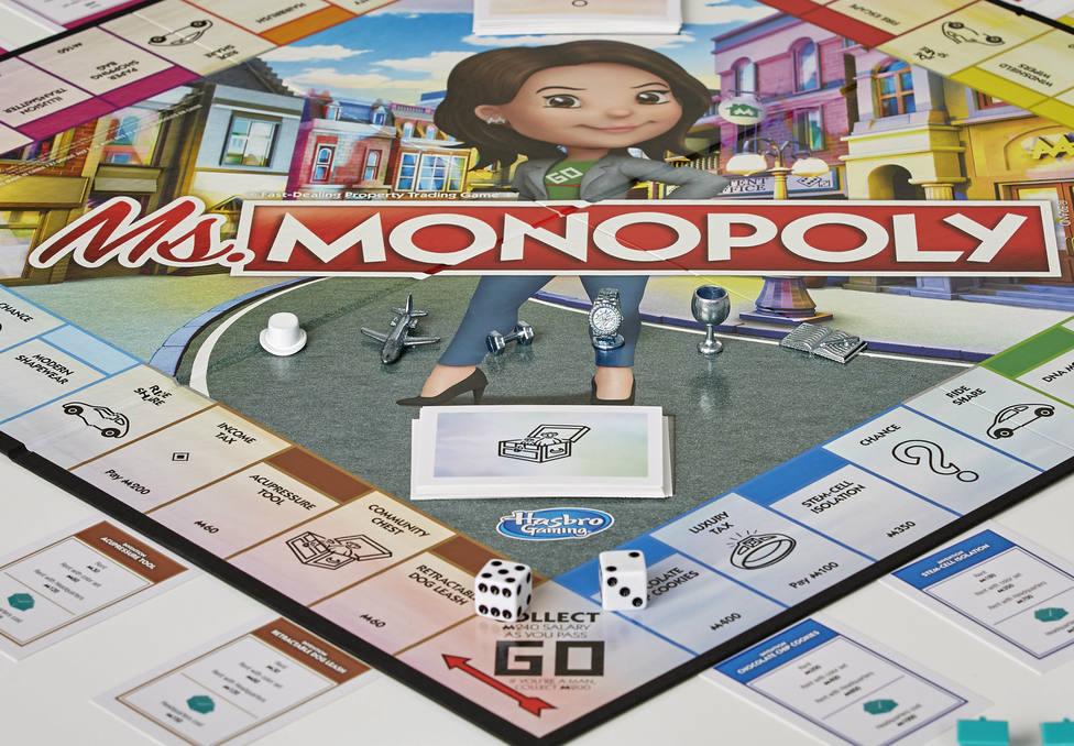 El nuevo Monopoly feminista en el que las mujeres cobrarán más que los hombres
