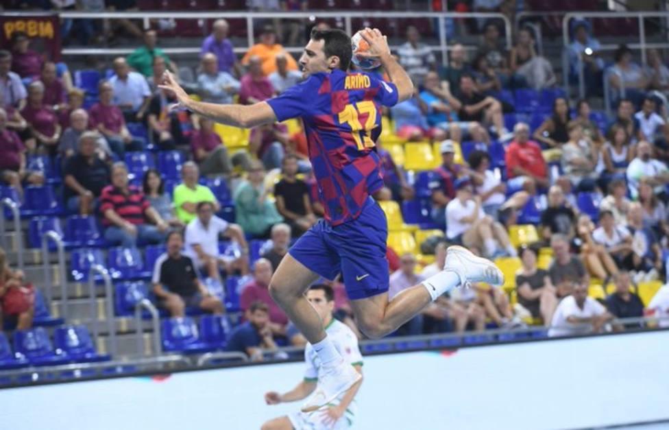 El Barça sufre para ganar al Bidasoa de Irún en Artaleku