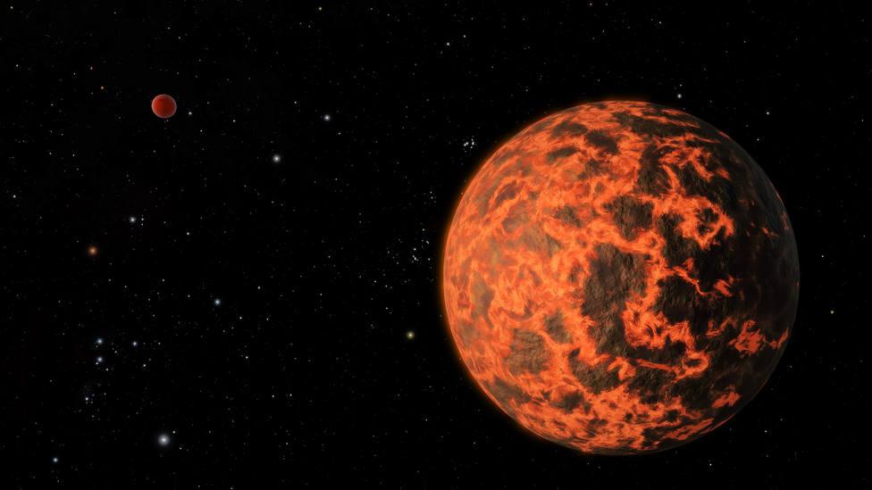 Los exoplanetas más curiosos más allá del sistema solar