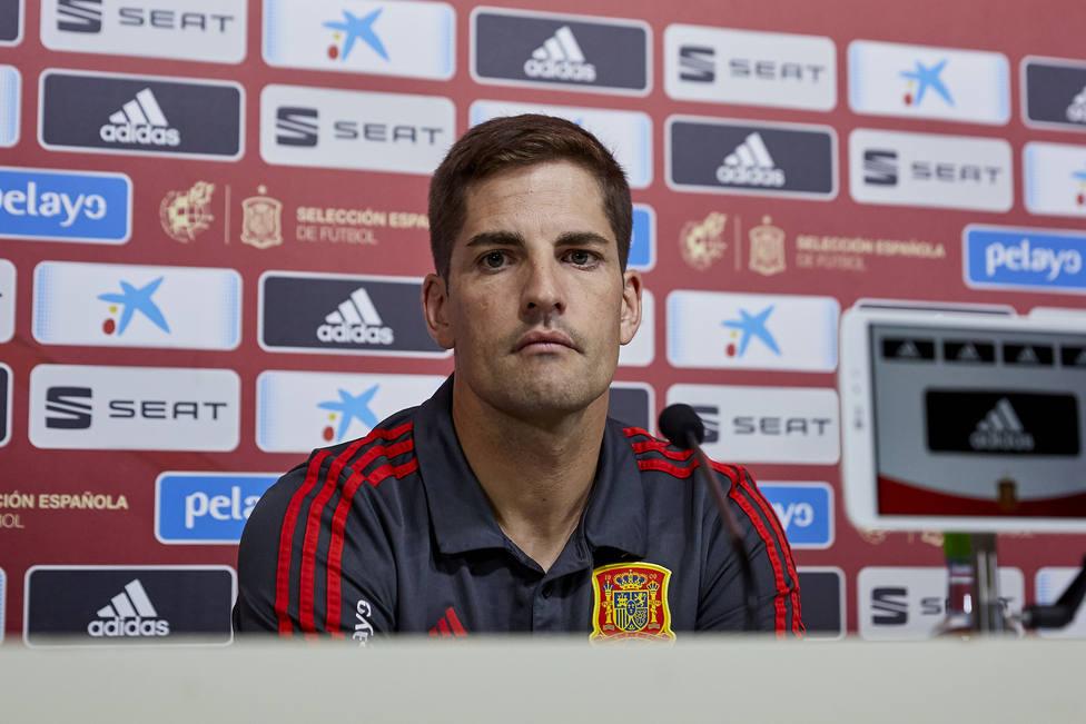 Robert Moreno: Hemos estado un poco nerviosos los últimos minutos