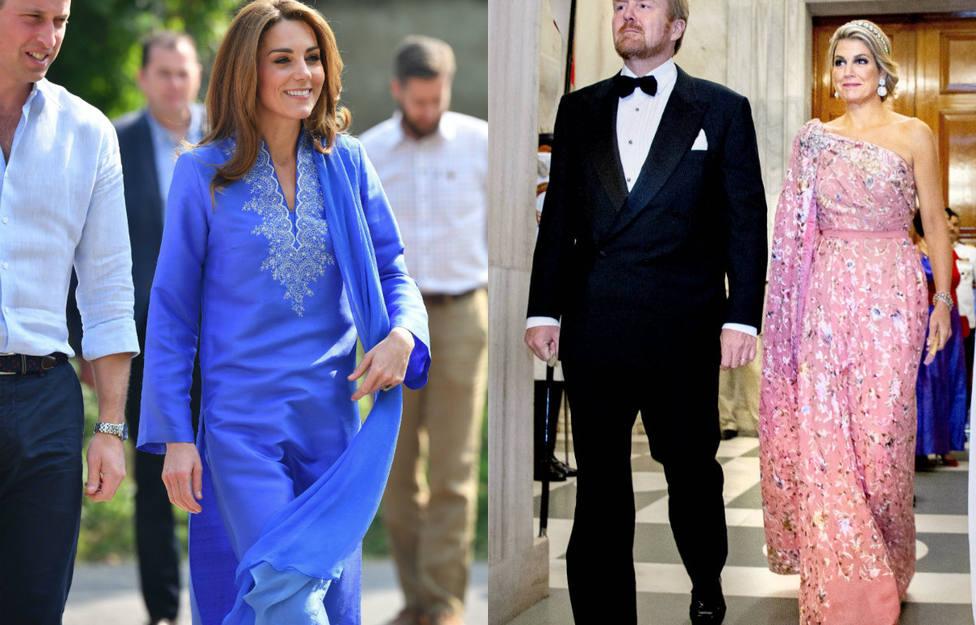Dos royals que marcan tendencia