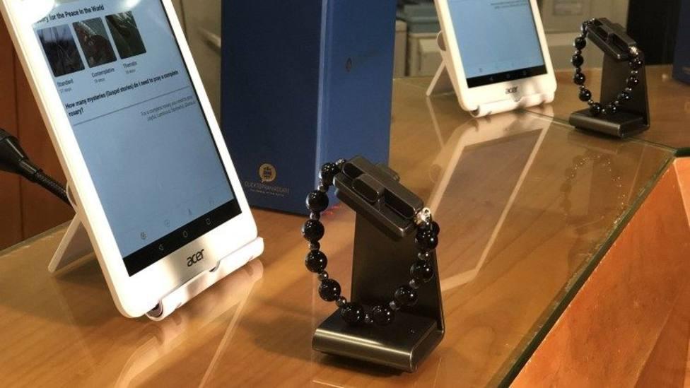 Click to Pray: Así es el rosario virtual que ha lanzado el Vaticano