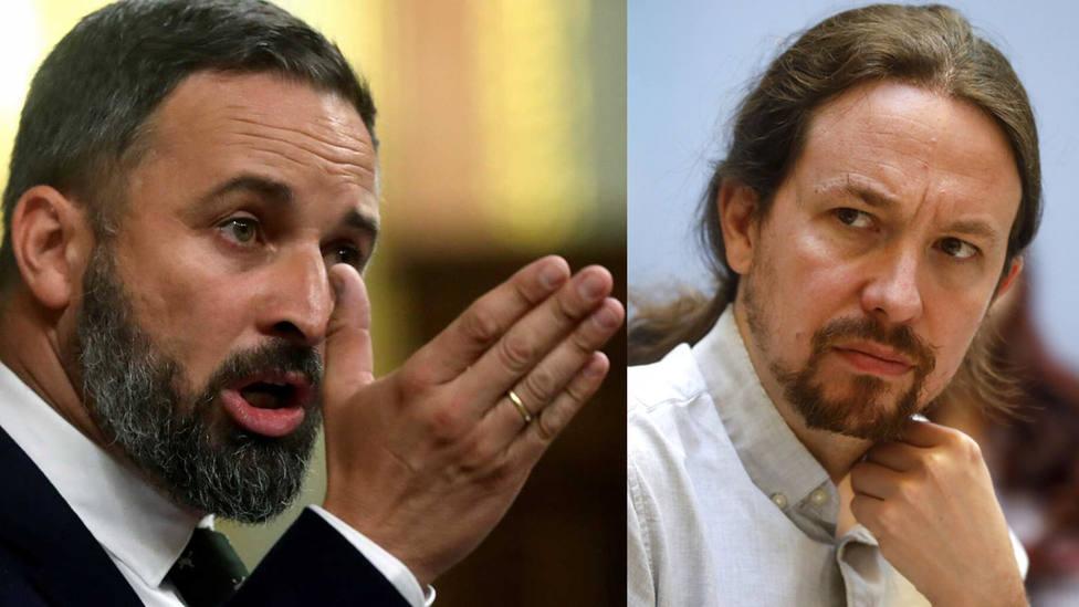 Iglesias, preocupado ante la última amenaza de Vox para las elecciones
